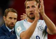 Bintang Tottenham Hotspur, Gareth Southgate, ditunjuk jadi kapten Timnas Inggris di Piala Dunia Rusia musim panas mendatang.