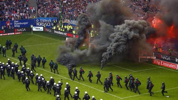 Hamburg SV, Liga Jerman Bundesliga