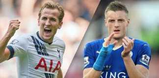 Claude Puel dukung striker Leicester City, Jamie Vardy, untuk berduet dengan bintang Tottenham Hotspur, Harry Kane, jadi dua striker hebat untuk Timnas Inggris.