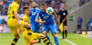 Hoffenheim dan Borussia Dortmund punya dua kepentingan berlawanan saat keduanya berjumpa Sabtu malam untuk laga terakhir musim Liga Jerman.
