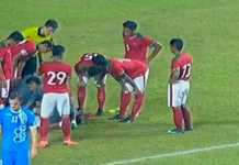 Hasil Indonesia vs Uzbekistan, PSSI Anniversary Cup 2018