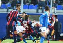 Pertandingan terakhir Liga Italia gagal dimanfaatkan oleh Crotone, kalah 2-1 oleh Napoli.
