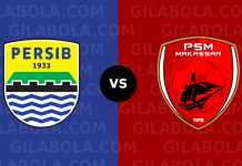 Hasil Persib Bandung vs PSM Makassar