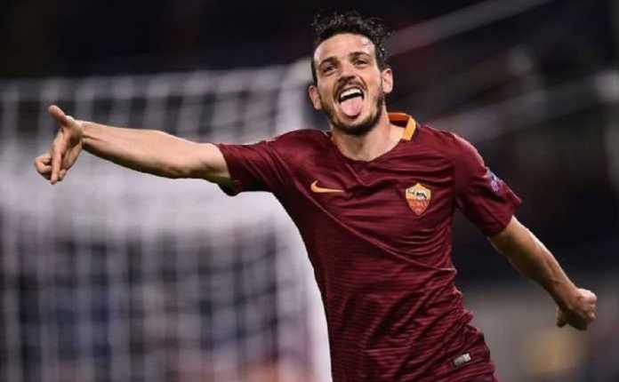 Inter Milan ingin boyong gelandang AS Roma, Alessandro Florenzi, pada musim panas mendatang.