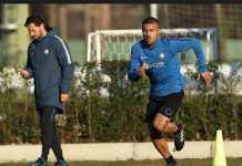 Inter Milan dipastikan akan berlaga di Liga Champions musim depan setelah kalahkan Lazio, 3-2, dan kini harus membeli Rafinha yang mereka pinjam dari Barcelona.
