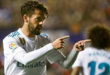 Isco kembali ke skuad Real Madrid jelang laga kontra Celta Vigo, setelah sebelumnya ia absen akibat cedera bahu.
