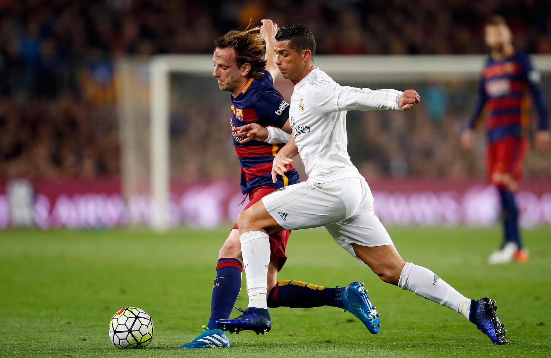 Real Madrid Kalah