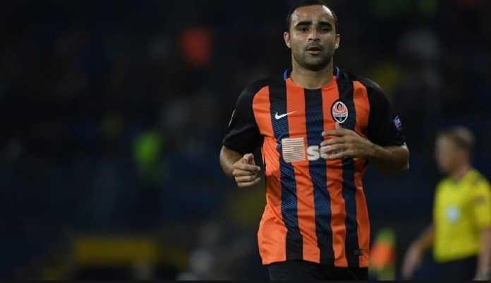 Juventus lirik pemain Shakhtar Donetsk, Ismaily, untuk gantikan Alex Sandro.