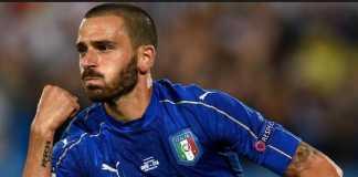 Leonardo Bonucci tinggalkan kamp latihan Timnas Italia, walau tetap akan tampil dalam laga persahabatan kontra Prancis pada akhir pekan ini.