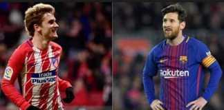 Lionel Messi mainkan peranan besar untuk datangkan Antonio Griezmann dari Atletico Madrid ke Barcelona jelang musim depan.