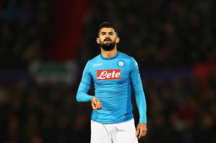 Manchester United siap bayarkan klausul pelepasan bek Napoli, Elseid Hysaj, dan jadikan pemain itu sebagai salah satu bek termahal di dunia.