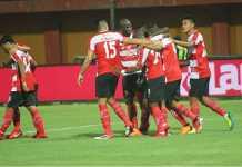 Madura United bawa semua pemainnya untuk hadapi Persija Jakarta akhir pekan ini.