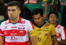 Madura United tanpa dua andalannya di lini belakang, saat mereka harus bermain di Persipura Jayapura akhir pekan ini.