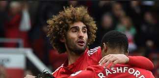 Marouane Fellaini berpeluang tetap di Manchester United musim depan.