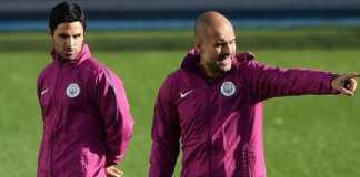 Asisten pelatih Manchester City, Mikel Arteta, kini difavoritkan jadi pengganti Arsene Wenger di Arsenal.