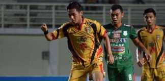 Mitra Kukar waspadai pertahanan Perseru Serui di laga pekan ke-12 Liga 1 Indonesia, Jumat (1/6).