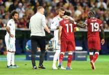 Fans Mohamed Salah bikin petisi yang meminta Uefa dan Fifa menghukum Sergio Ramos atas insiden yang terjadi di final Liga Champions di Kiev.