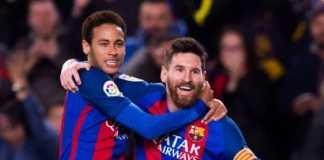 Lionel Messi mengaku khawatir jika Neymar kembali ke Spanyol dan gabung rival abadi Barcelona, Real Madrid.