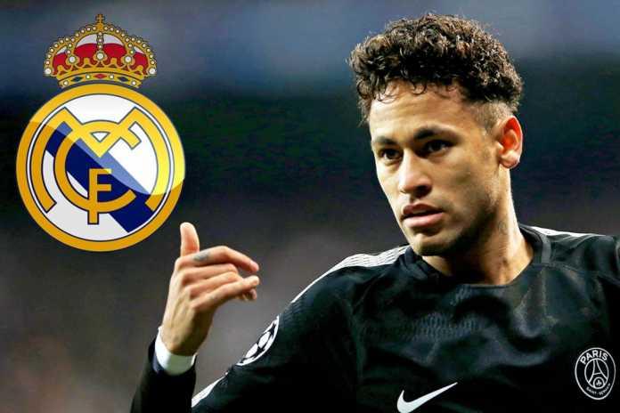 Neymar, PSG, Real Madrid