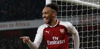 Pierre-Emerick Aubameyang yang didatangkan Arsene Wenger ke Arsenal enam bulan lalu, bereaksi terhadap ditunjuknya Unai Emery menggantikan pelatih asal Prancis itu.