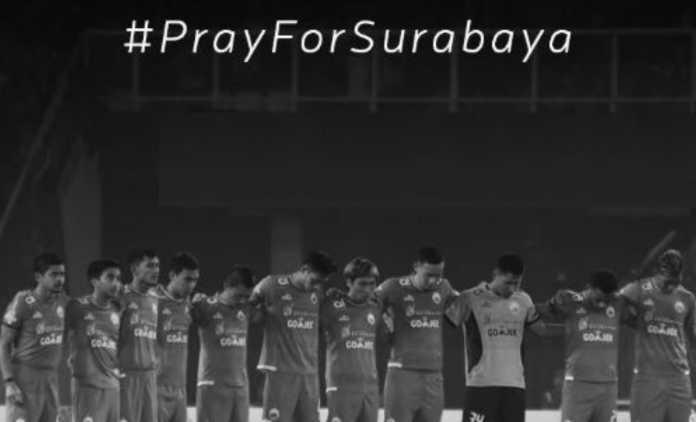 Pray For Surabaya