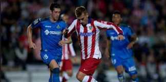 Atletico Madrid akan bermain di kandang Getafe di pekan ke-37 Liga Spanyol, Sabtu (12/5) malam WIB.