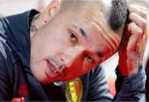 Nama Radja Nainggolan dicoret dari daftar skuad sementara berisi 28 pemain Belgia untuk Piala Dunia.