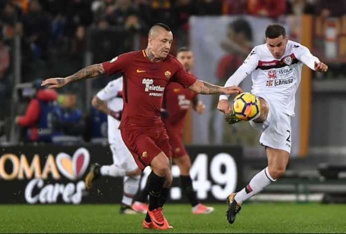 Radja Nainggolan Prihatin As Roma Lengserkan Cagliari Ke Serie B Gilabola Com