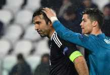 Real Madrid dikabarkan bidik Gianluigi Buffon setelah mereka gagal dapatkan David de Gea dari Manchester United.