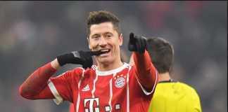Pimpinan Bayern Munchen, Karl-Heinz Rummenigge yakin Robert Lewandowski bertahan di Bayern Munchen dan tak akan gabung Real Madrid musim depan.