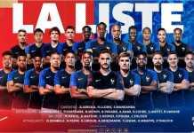 Skuad Perancis ke Piala Dunia 2018 baru saja diumumkan. Dua nama: Anthony Martial dan Alexandre Lacazette hanya masuk cadangan.