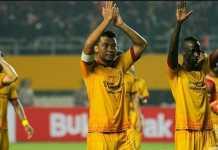 Sriwijaya bertekad amankan poin sempurna saat menjamu Bhayangkara FC di kandang sendiri akhir pekan ini.