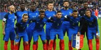 Sejumlah nama terkenal seperti Karim Benzema, Anthony Martial, Alexandre Lacazette, dan Adrien Rabiot gagal masuk skuad timnas Perancis.