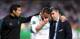 Pelatih Timnas Spanyol, Julen Lopetegui, harus mencari pengganti pemain Real Madrid, Dani Carvajal, yang kemungkinan besar urung berlaga di Piala Dunia Rusia, Juni - Juli mendatang.