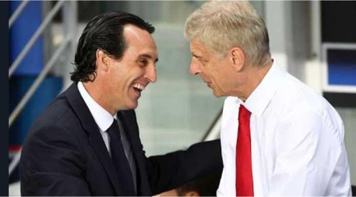 Unai Emery resmi akan menggantikan Arsene Wenger sebagai manajer baru Arsenal