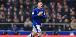 Bintang Everton, Wayne Rooney, dikabarkan jadi incaran tim promosi, Wolverhampton Wanderers akhir musim ini.