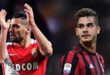 AC Milan berniat menukar bintangnya, Andre Silva, dengan veteran AS Monaco, Radamel Falcao.