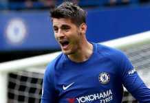 Penyerang Chelsea, Alvaro Morata, sudah tentukan pilihannya, akan membela Juventus atau AC Milan musim depan.