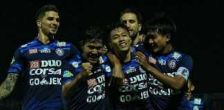 Arema FC akan lepas 8 pemainnya di putaran ke dua Liga 1 Indonesia musim ini, demi efisiensi klub.