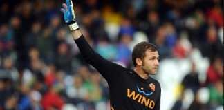Kiper gaek AS Roma, Bogdan Lobont, memilih pensiun.