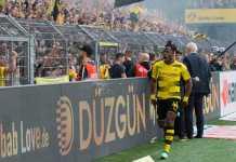 Borussia Dortmund tegaskan, mereka tak akan permanenkan striker Chelsea, Michy Batshuayi,, setelah pemain itu tampil menawan selama setengah musim di Bundesliga.