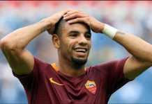 Bruno Peres diyakini segera tinggalkan AS Roma dan kembali ke klub lamanya, Torino.