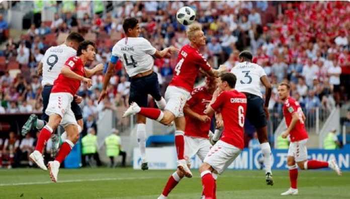 Denmark bertemu Prancis di pertandingan terakhir Grup C Piala Dunia 2018 di Luzhniki Stadium, Selasa (26/6) malam ini.