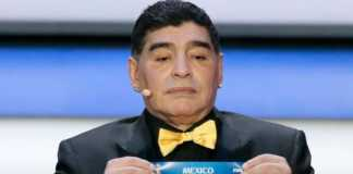 Diego Maradona berbicara tentang Piala Dunia 2026