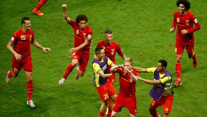 Generasi Emas Belgia di Piala Dunia 2018