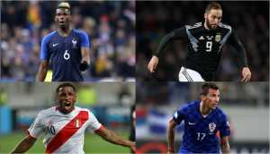 Prediksi Grup C Piala Dunia 2018: Perancis, Australia, Peru, Denmark