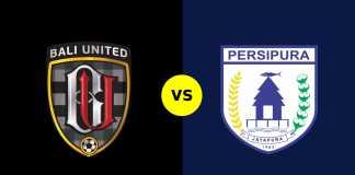 Hasil Bali United vs Persipura Jayapura