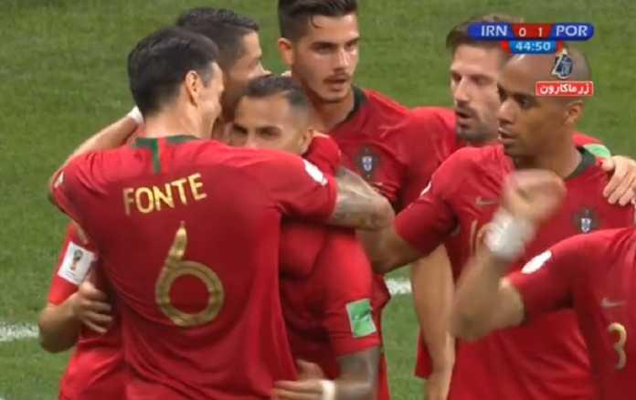 Hasil Iran vs Portugal, Piala Dunia 2018