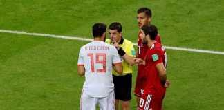Hasil Iran vs Spanyol, Piala Dunia 2018