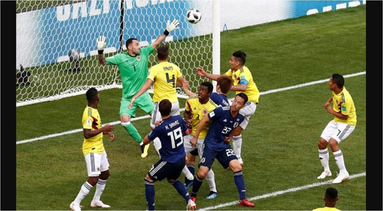 Hasil Kolombia vs Jepang, Skor Akhir 1-2 - Gilabola.com